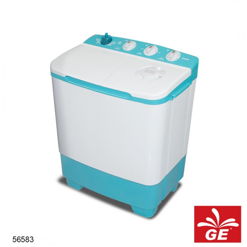 Mesin Cuci SANKEN TW-8650BU 2 Tabung 7Kg 56583