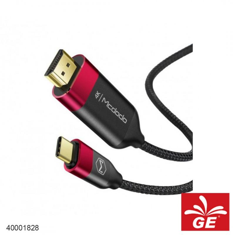 Kabel MCDODO CA-5880 Type-C to HDMI 40001828