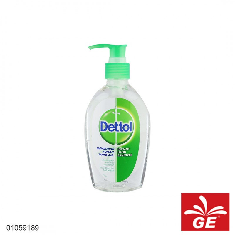 Instant Hand Sanitizer DETTOL 200ml 01059189