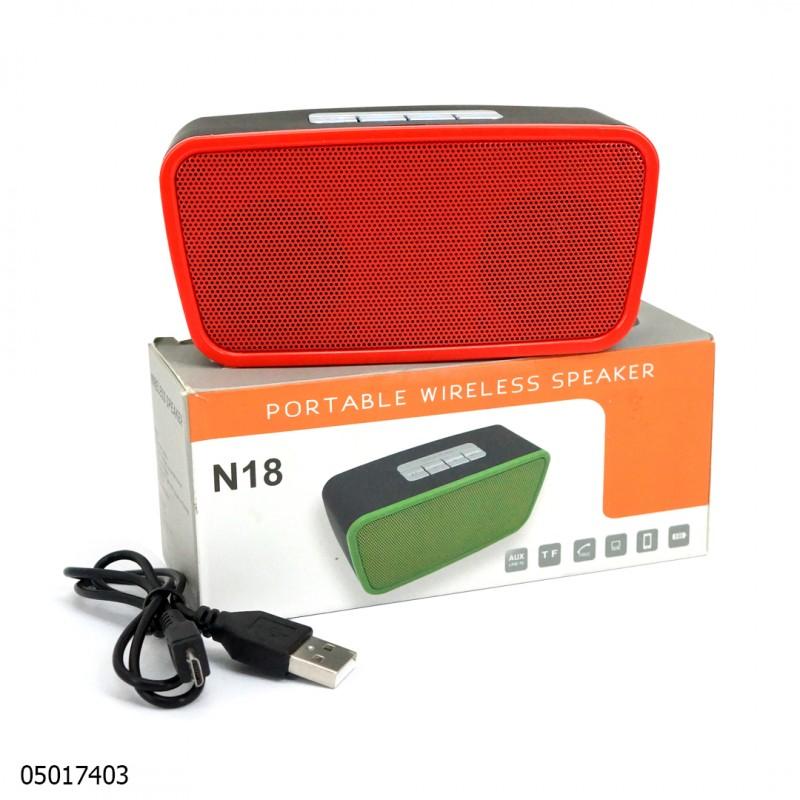 Speaker Mini Portable Wireless N18 05017403