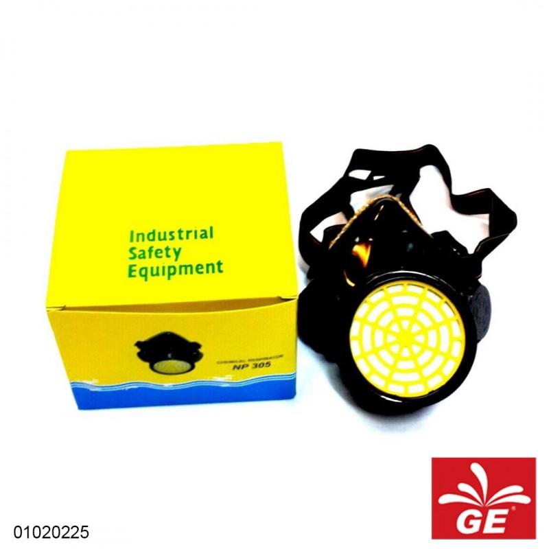 Masker Obat Single Filter Chemical Respirator NP 305 01020225