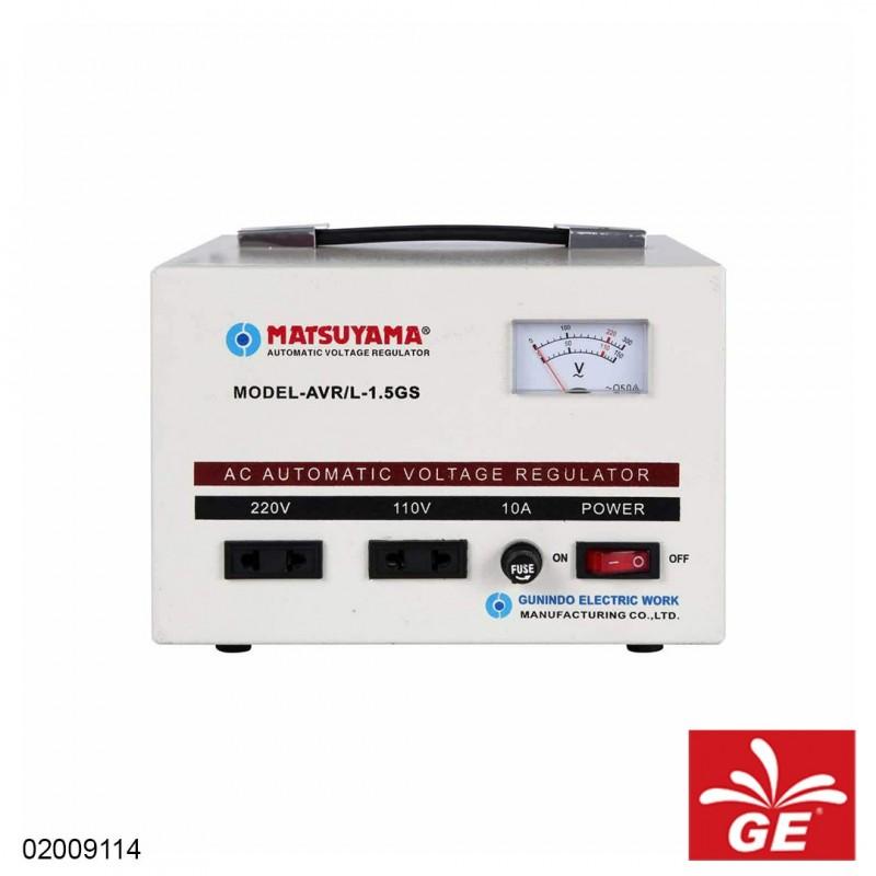 Stabilizer MATSUYAMA AVR/L-1.5GS 02009114