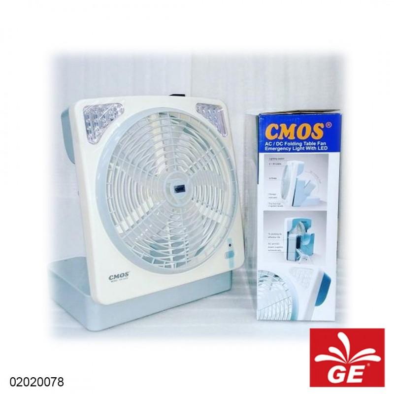 Kipas Angin CMOS HK-690B Dengan Lampu Emergency 2020078