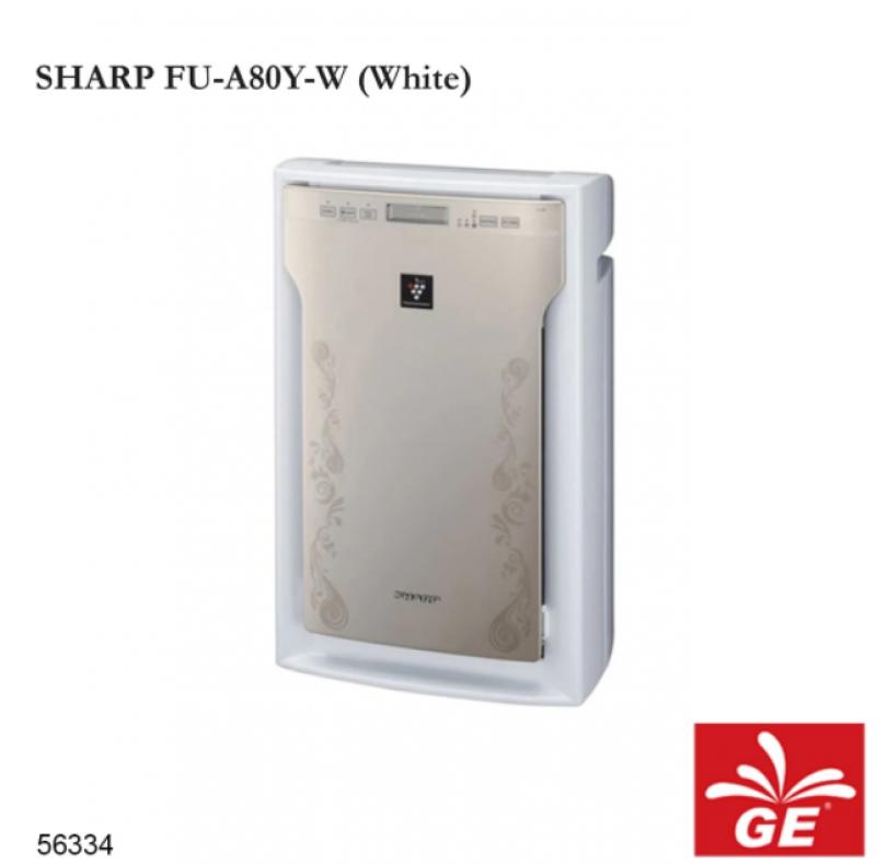 Air Purifier SHARP FU-A80Y-W High Density 7000 Putih 56334