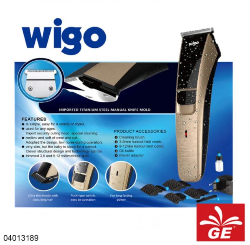 Alat Cukur Rambut Rechargerable WIGO W-322 04013189