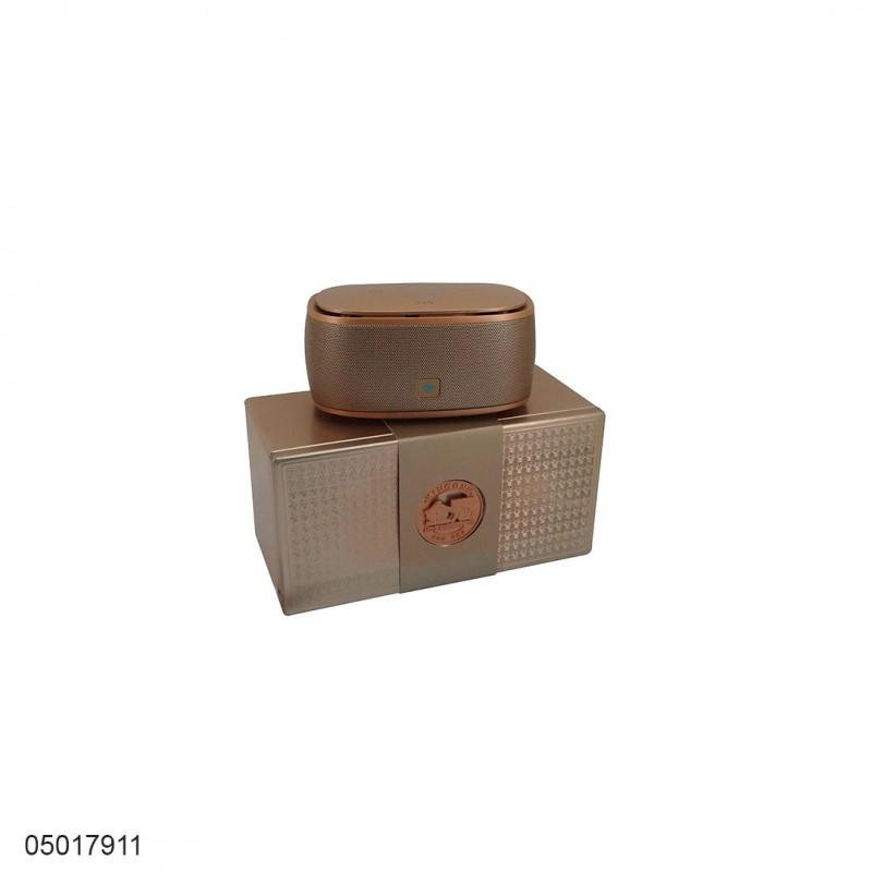 Speaker Mini KINGONE K5 Coklat 05017911
