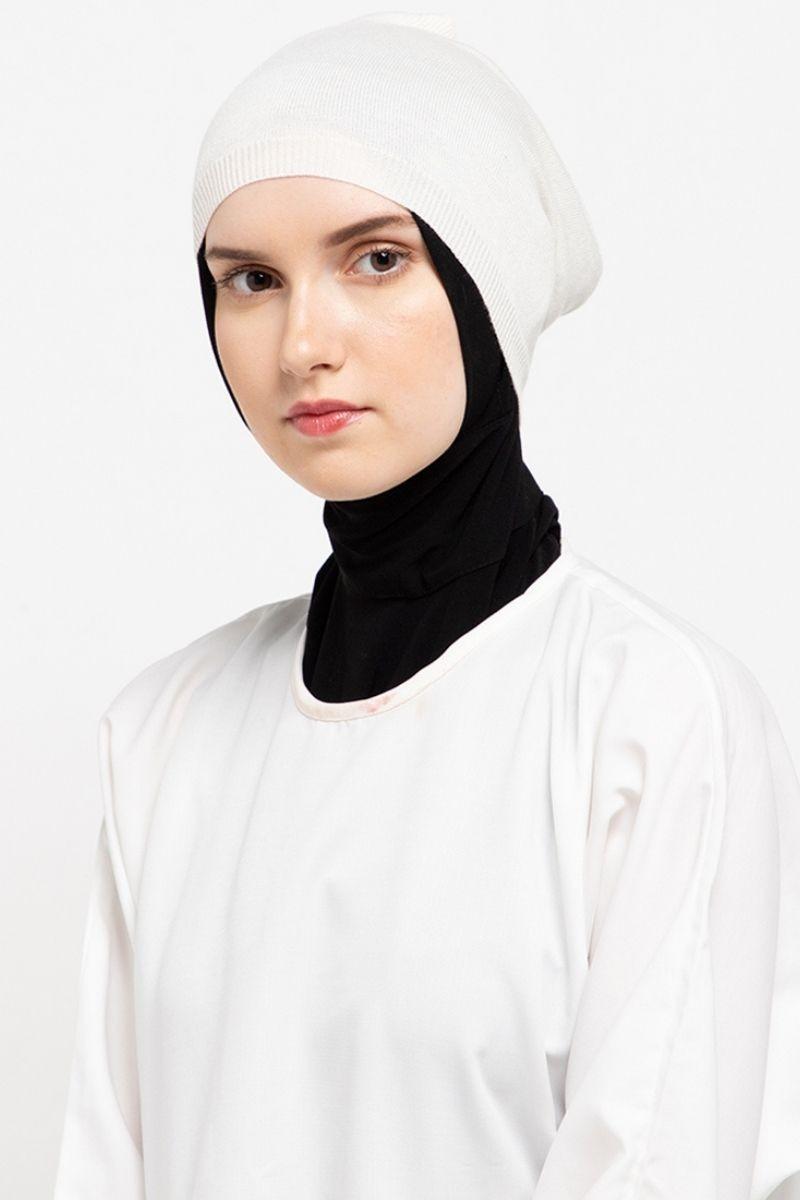 Headband Knitting Off White Nw
