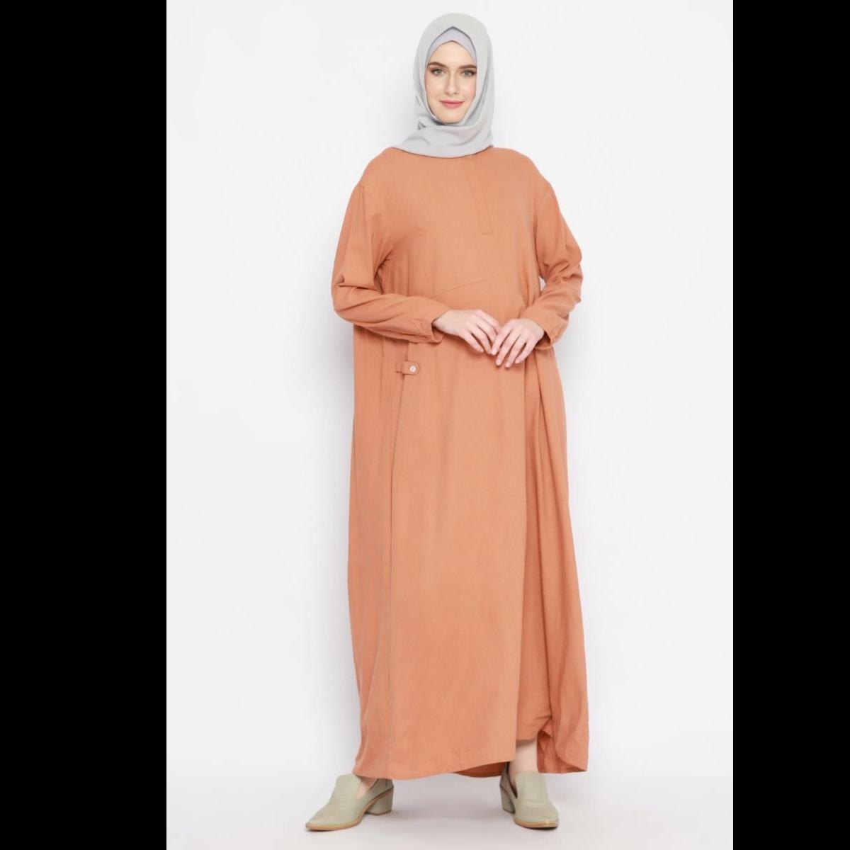 Grellet Dress Plain 0955 0621 L/XL