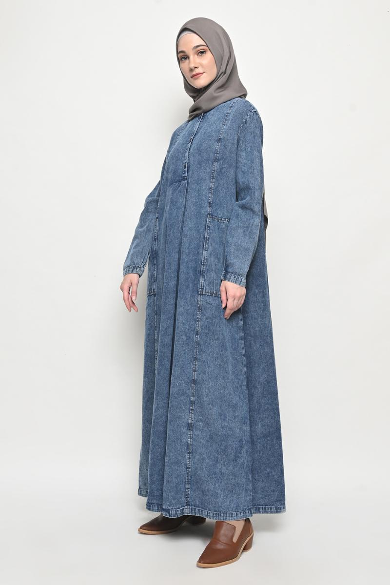 Weasley Dress Denim 0886