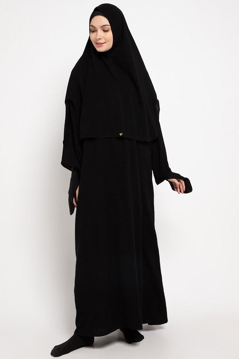Alana Dress Set Black