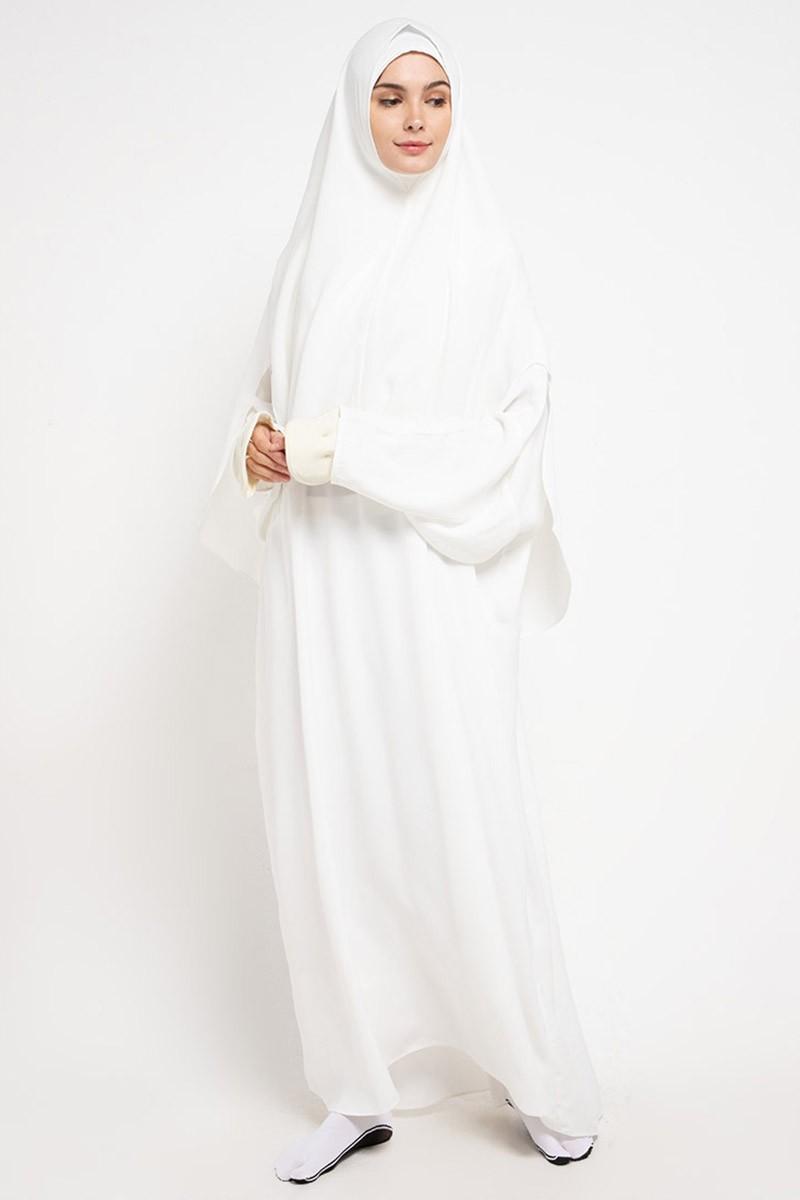 Alana Dress Set Off White