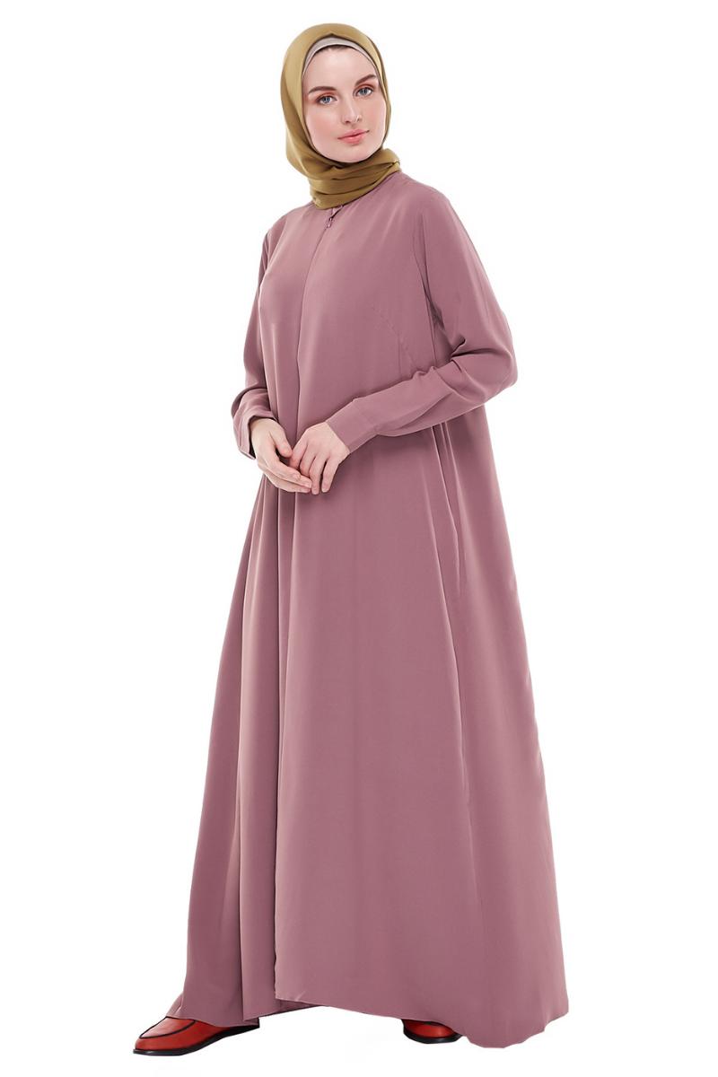Diera Dress Rose Taupe