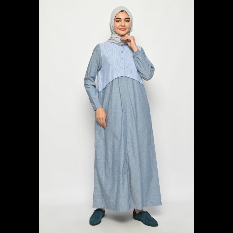 Marze Dress Plain 0060 1021