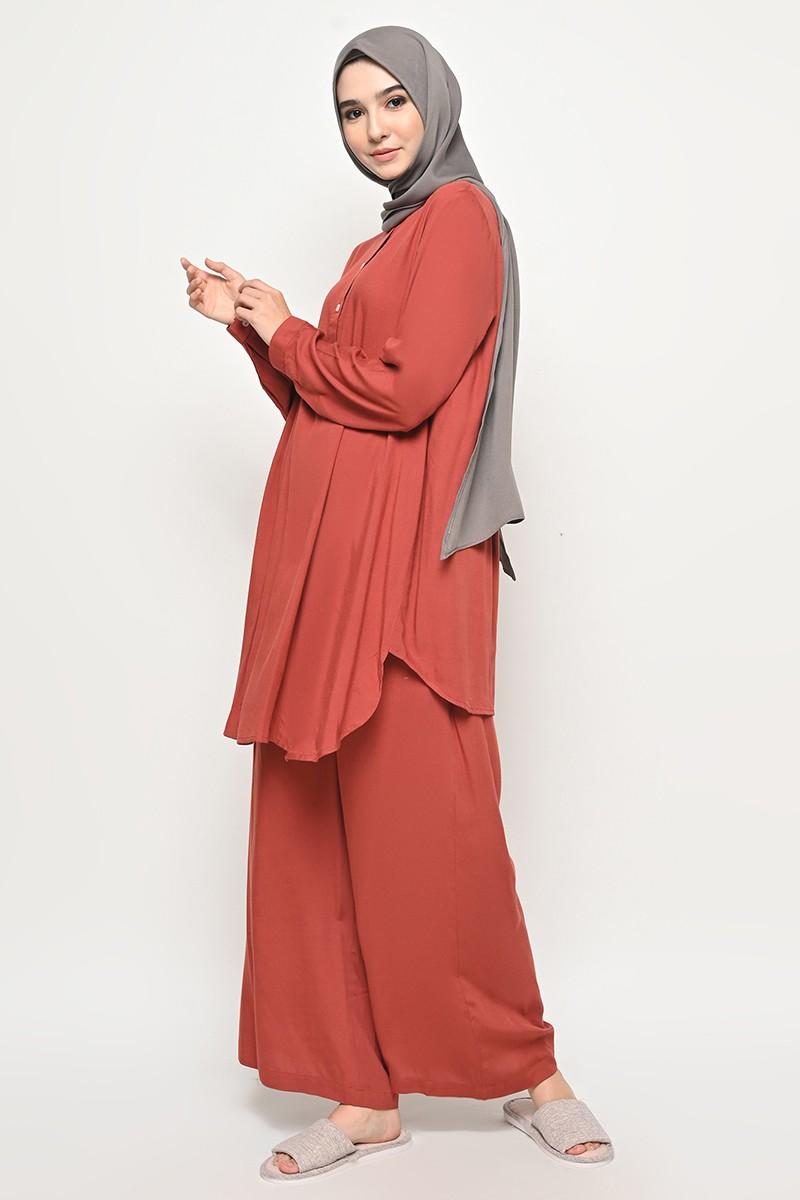 Caballo Homewear Set Terracotta