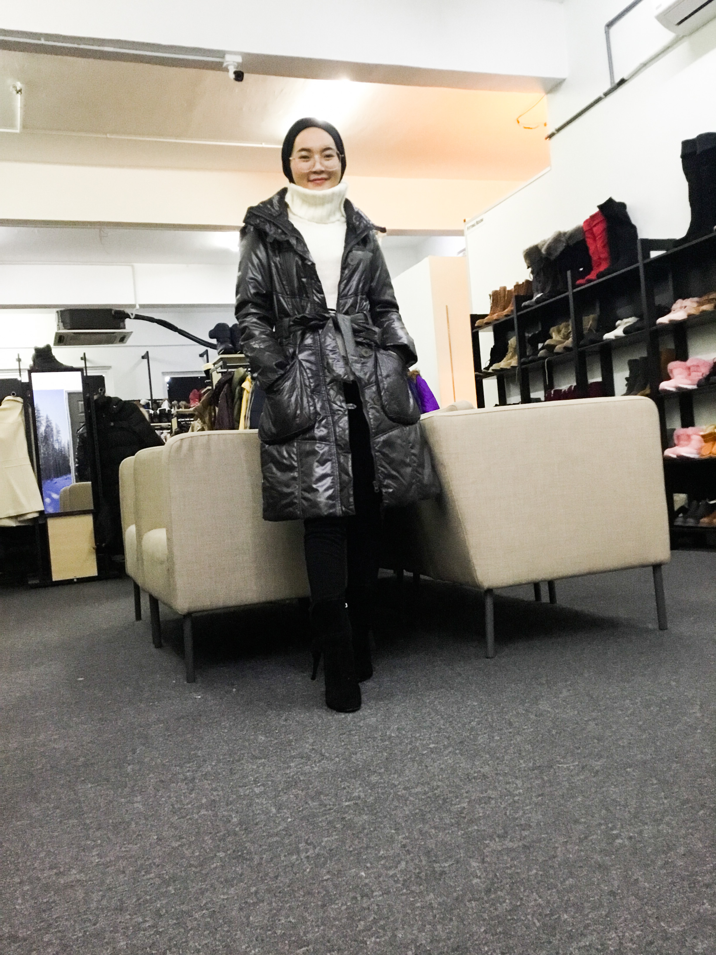 BP6636 COLLECT POINT WINTER JACKET