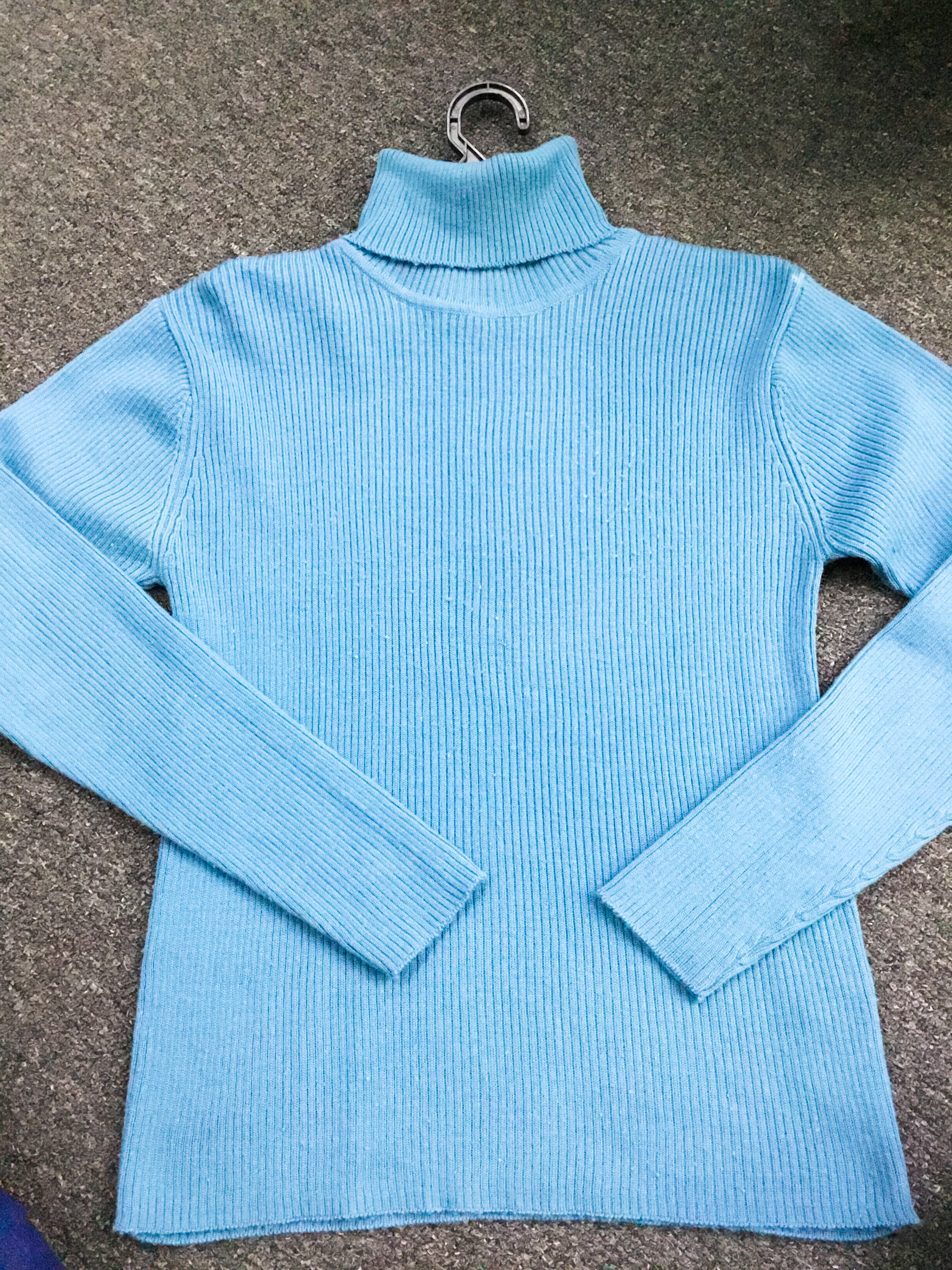 BP6856  DAY AND DAY BLUE KNITWEAR