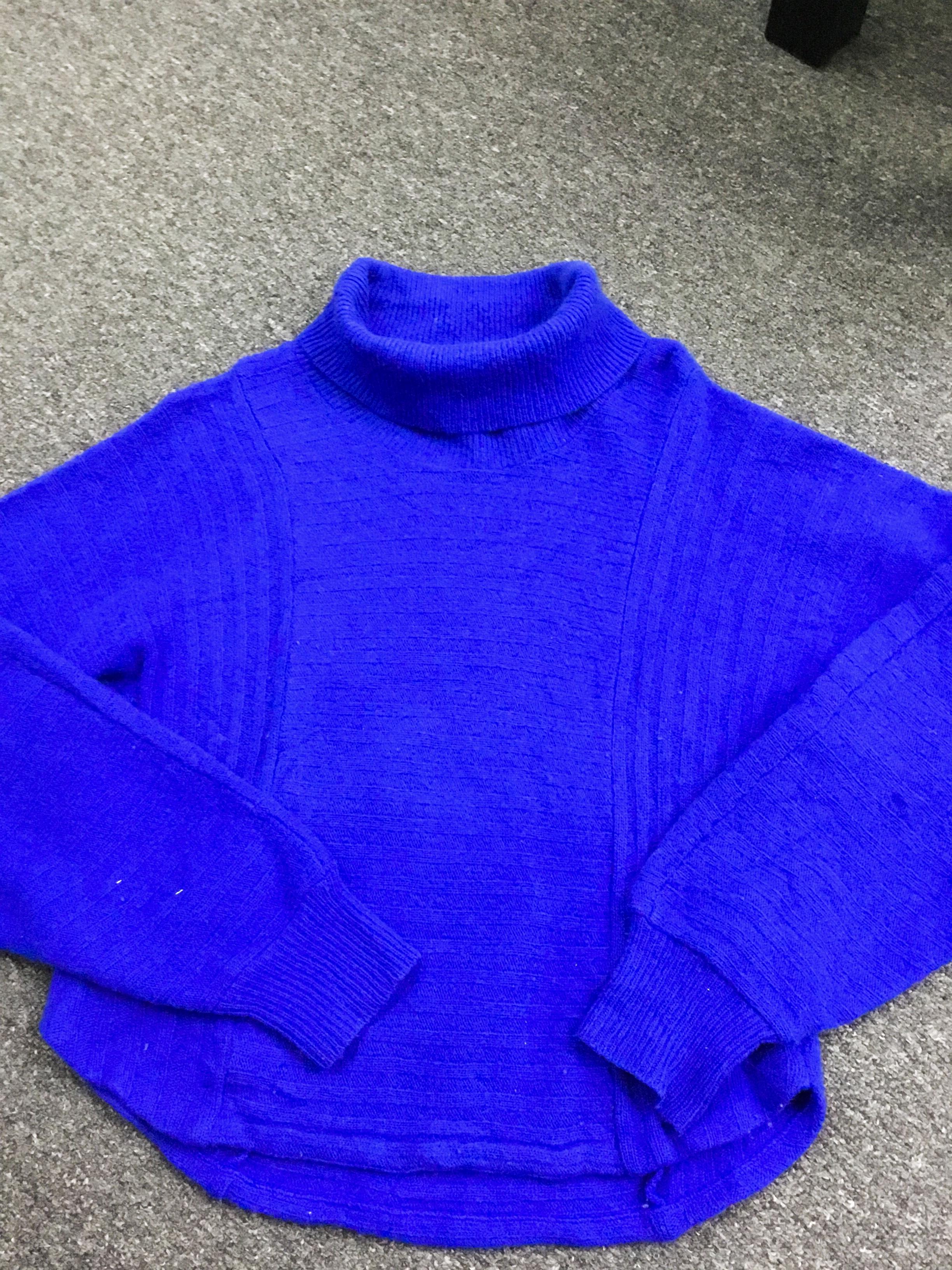 BP6862 ARTOIS BLUE KNITWEAR