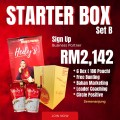 Stater Box Set B - HEDY'S OFFICIAL