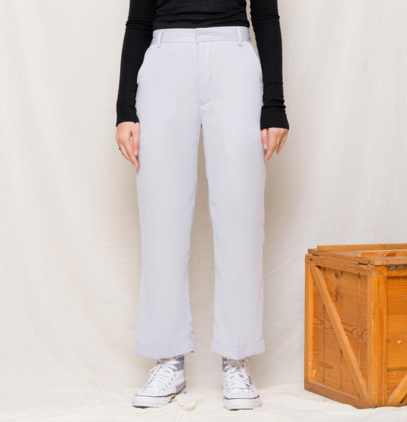 MECCANISM - ZYTA PANTS SILVER