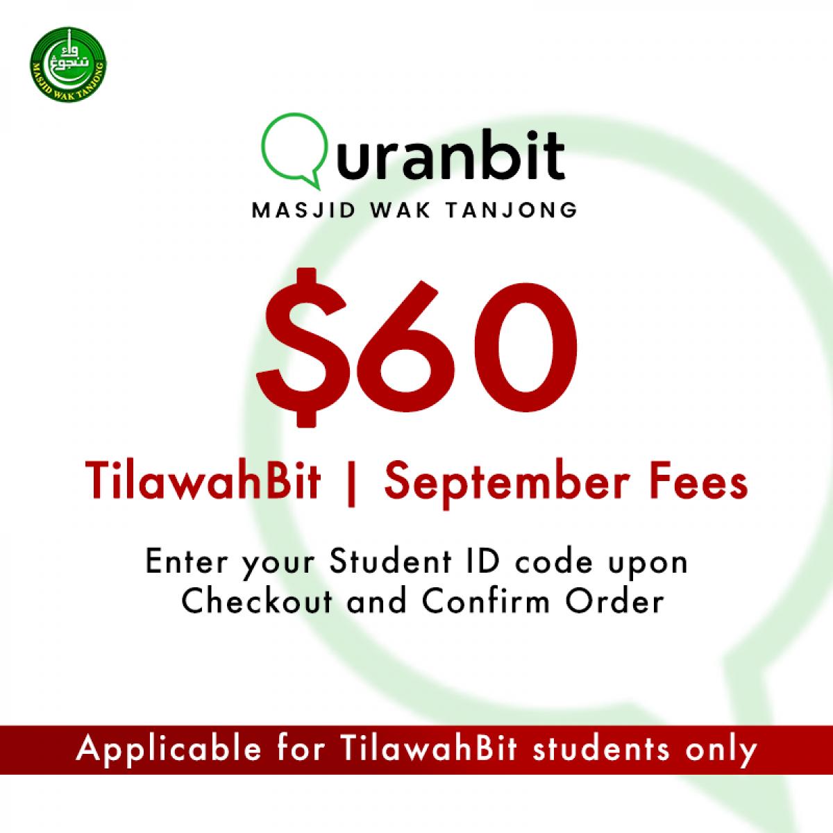 TilawahBit September - InfaqBit