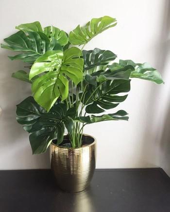 Artificial Monsteria Leaf 50cm