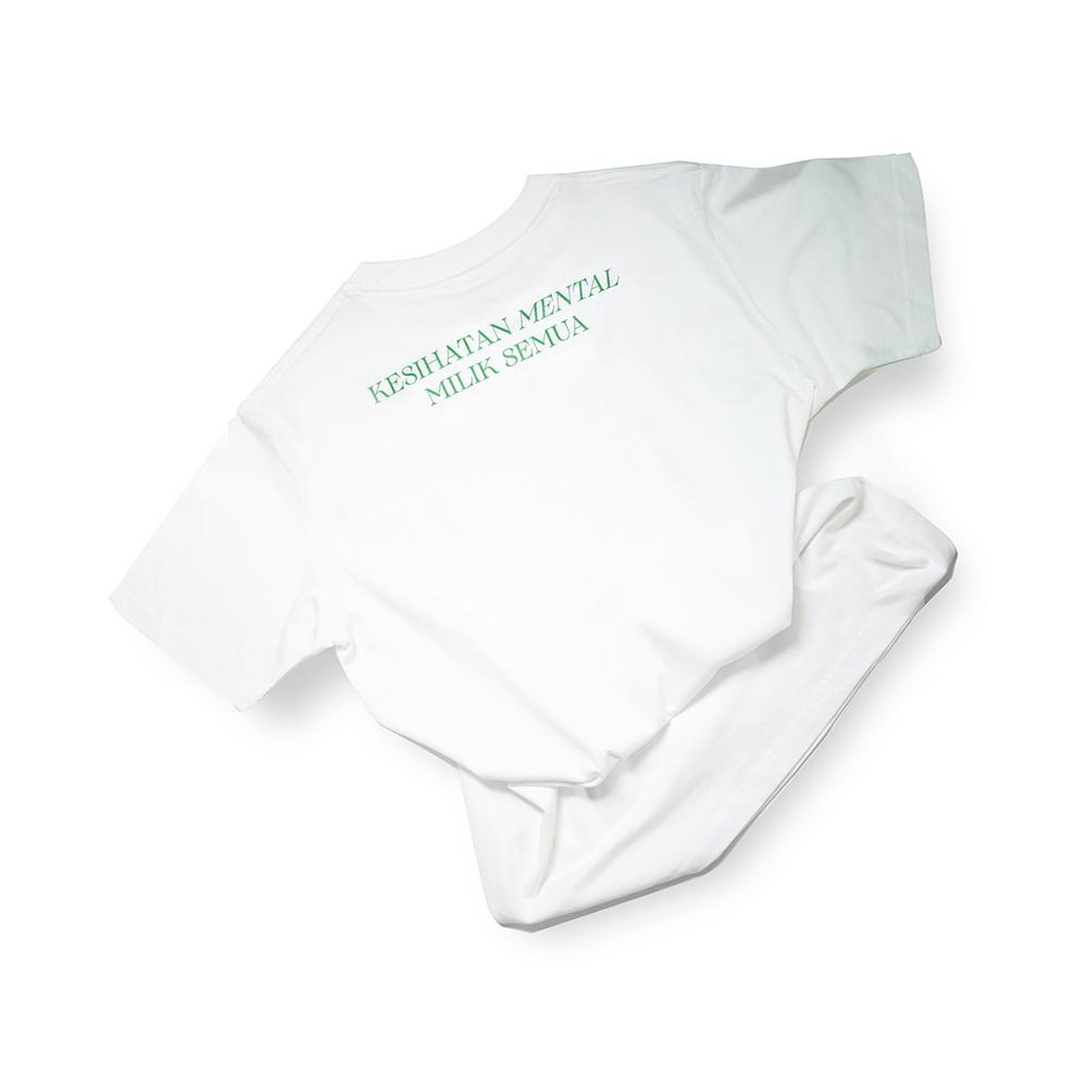 T-shirt – Slogan - Kesihatan Mental Milik Semua