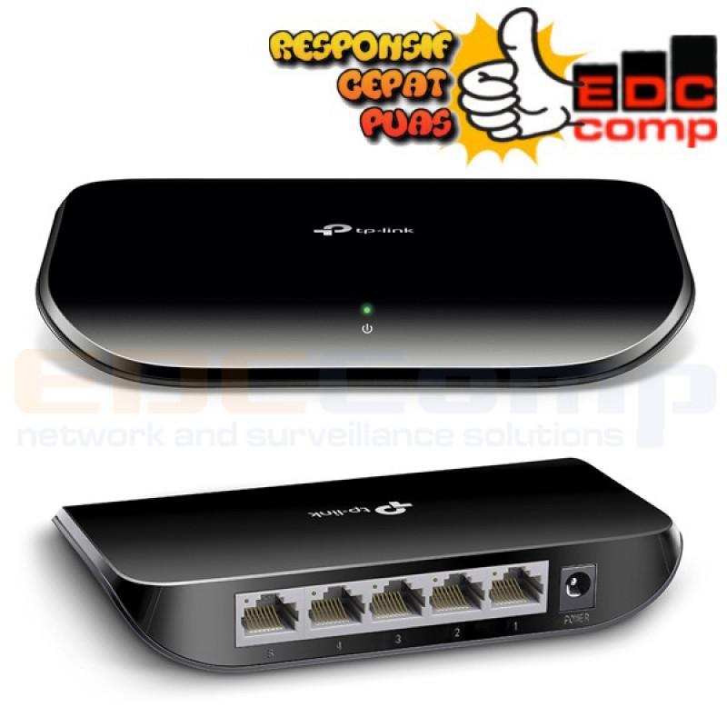 TP-Link Gigabit Switch 5 Port TL-SG1005D /TL-SG1005D Gigabit