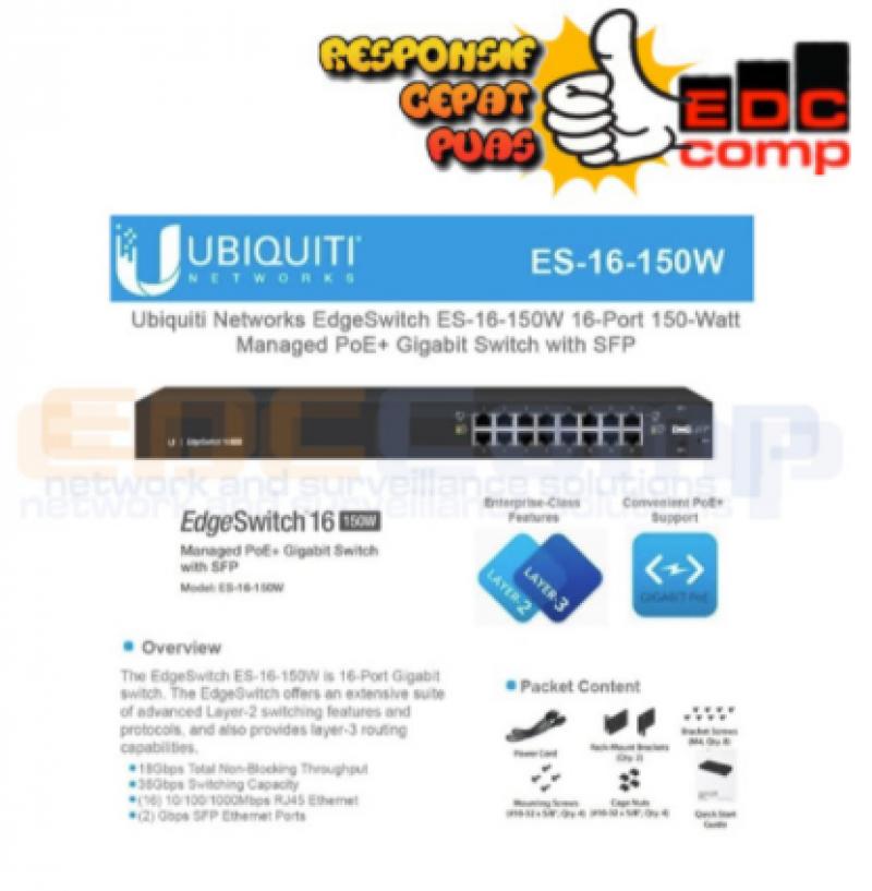 Paket Ubiquiti AP Rocket 5AC + Omni AMO-5G13 / R5AC Lite + AMO-5G - EdcComp