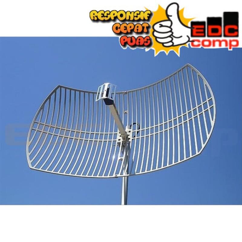 Kenbotong Antenna Antena Grid KBT 2.4GHz 24dBi TDJ2400A