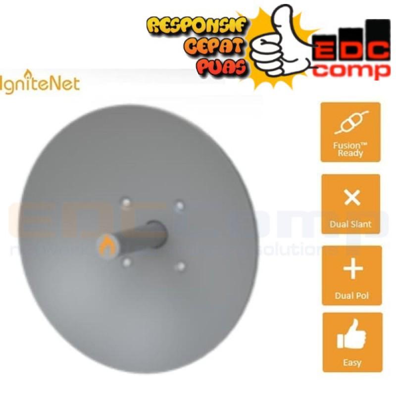 IgniteNet FD5-30R Fusion Dish Mimo