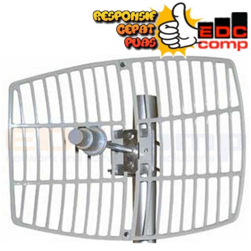 Kenbotong Antenna Antena Grid KBT 5,8Ghz 27dBi TDJ-5800SPL6