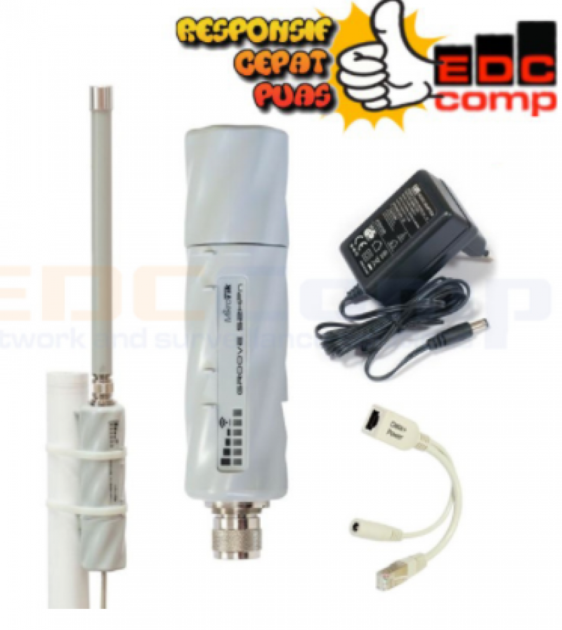 Mikrotik quickMOUNT Pro LHG QMP-LHG - EdcComp