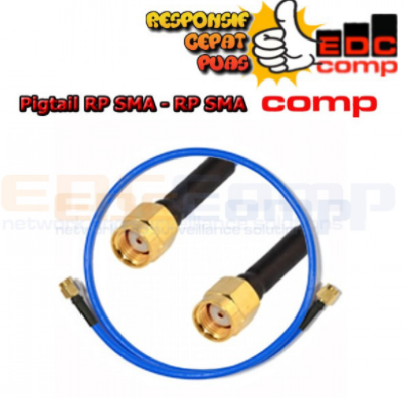 pigtail panjang sekitar 20-30cm - EdcComp
