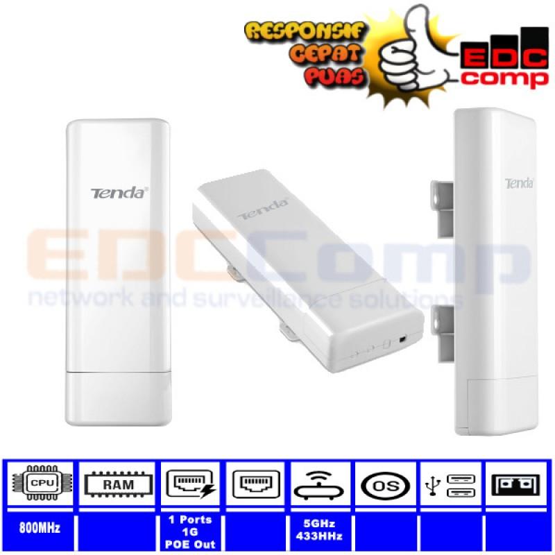 Tenda F3 Wireless Router 300Mbps - EdcComp