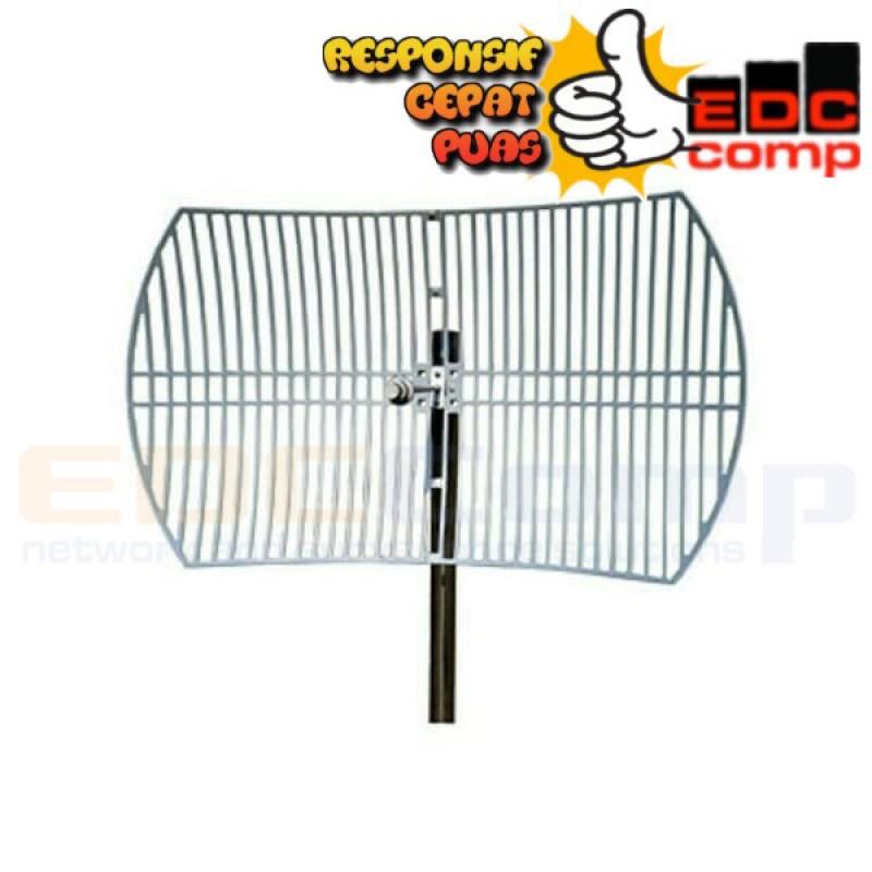 Kenbotong Outdoor Antena Grid 5.8Ghz 30dbi / KBT TDJ5800SPL9