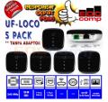Ubiquiti Fiber Loco 5 pack / UF-Loco 5 pack / UF Loco 5pack GPON - EdcComp