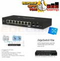 Ubiquiti ES-10X EdgeSwitch 10X - EdcComp
