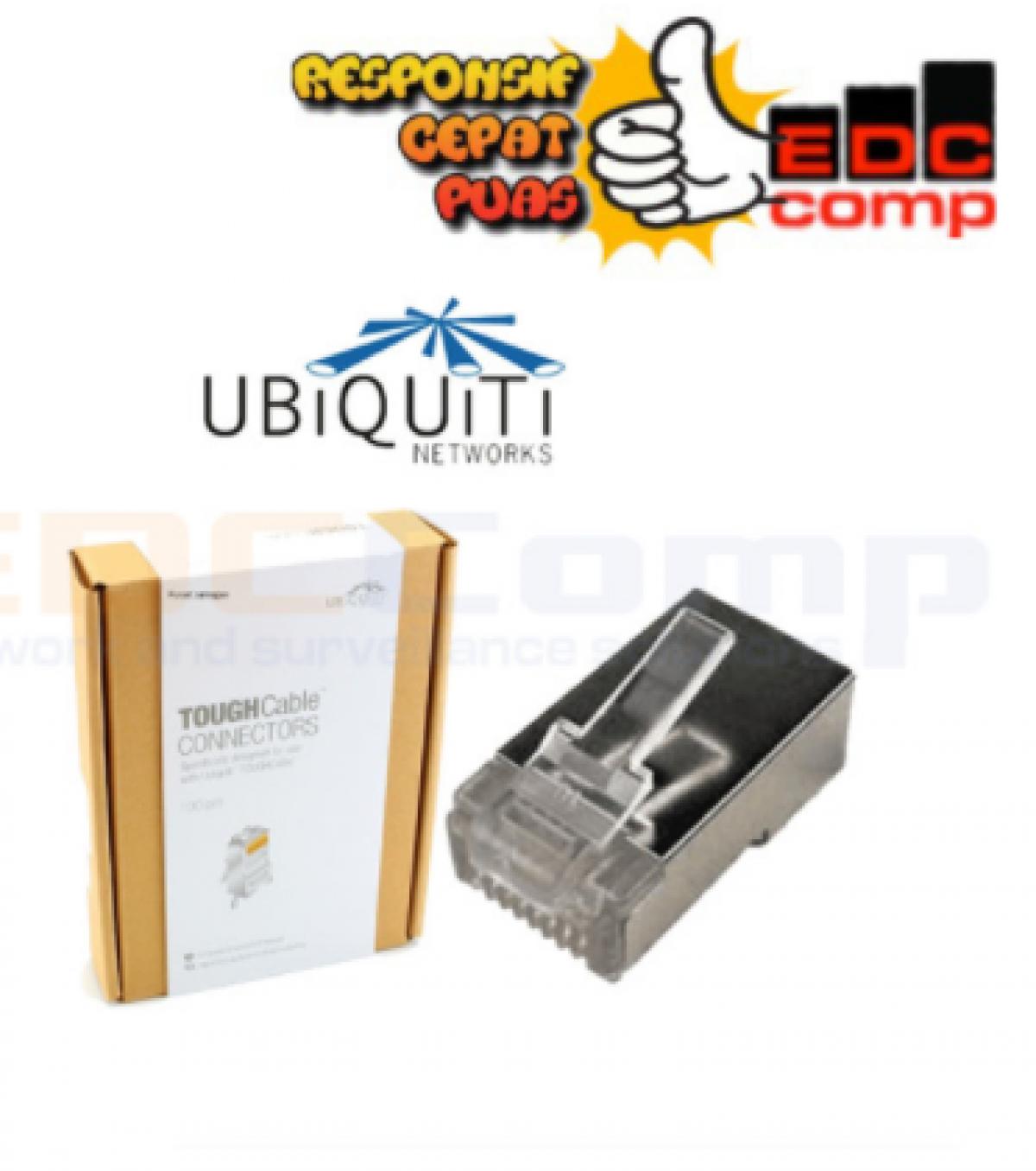 Ubiquiti TC-CON-100 Tough Connector STP - EdcComp