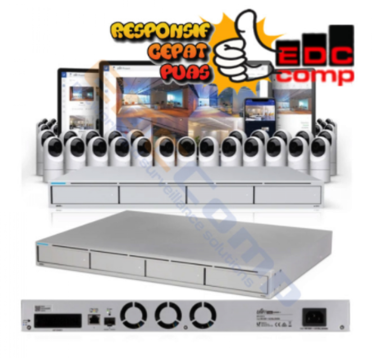 UniFi Protect Network Video Recorder / UNVR - EdcComp