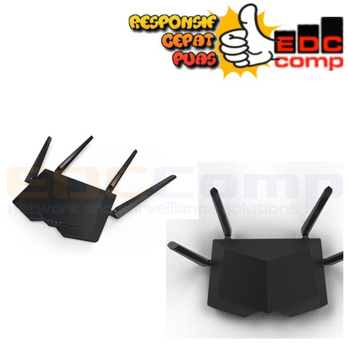 Tenda AC6 Wireless Router - EdcComp