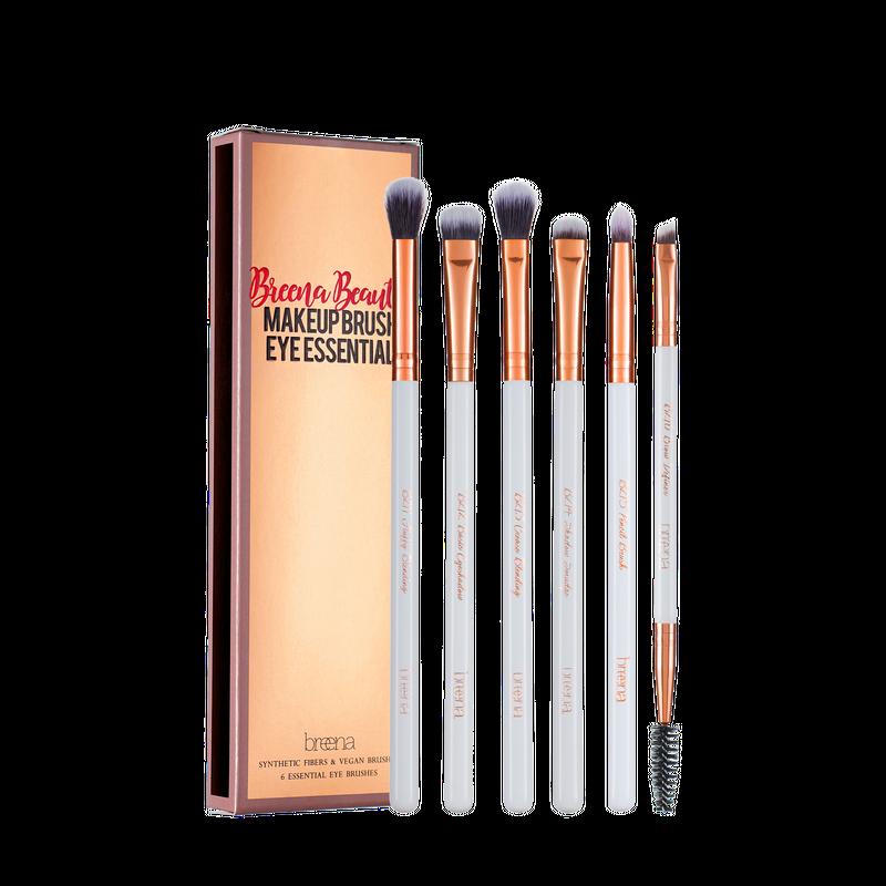 Eye Essential Makeup Brush Kit