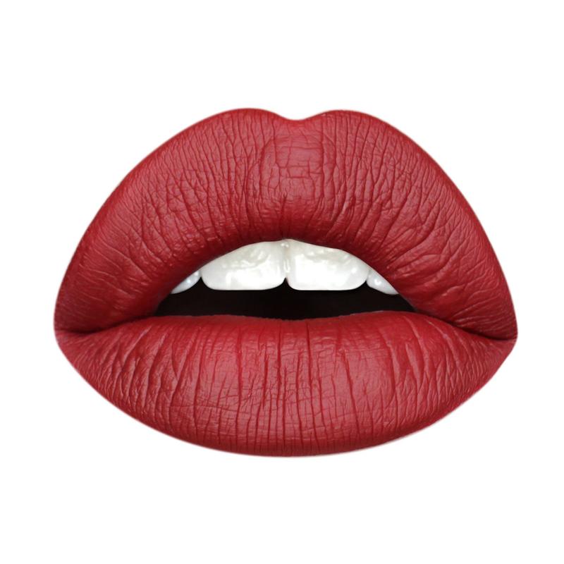 Velvetcreme Matte Liquid Lipstick  - Courage