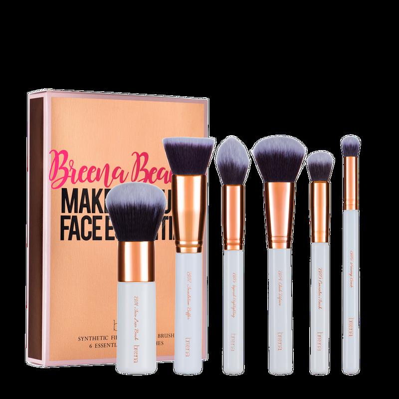 Face Essential Makeup Brush Kit