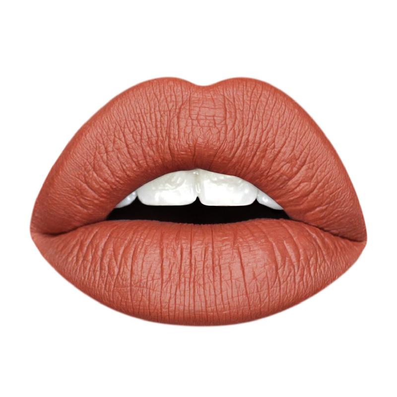 Velvetcreme Matte Liquid Lipstick - Spice Latte