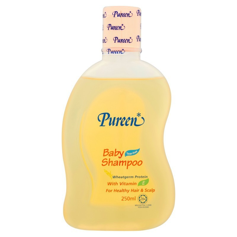 Pureen Baby Shampoo (150ml)