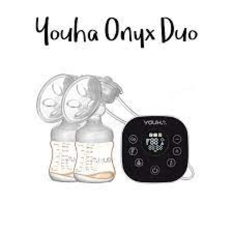Youha Black Series Onyx Double Breast Pump
