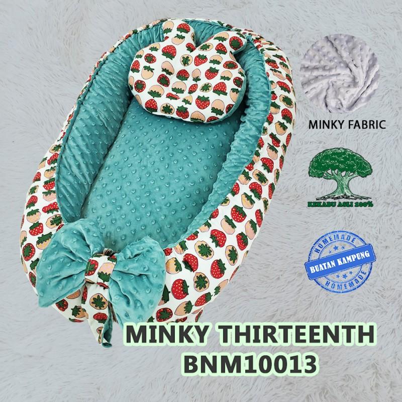Minky Thirteenth