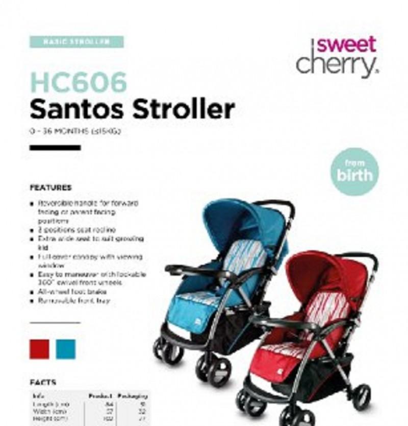Santos Stroller