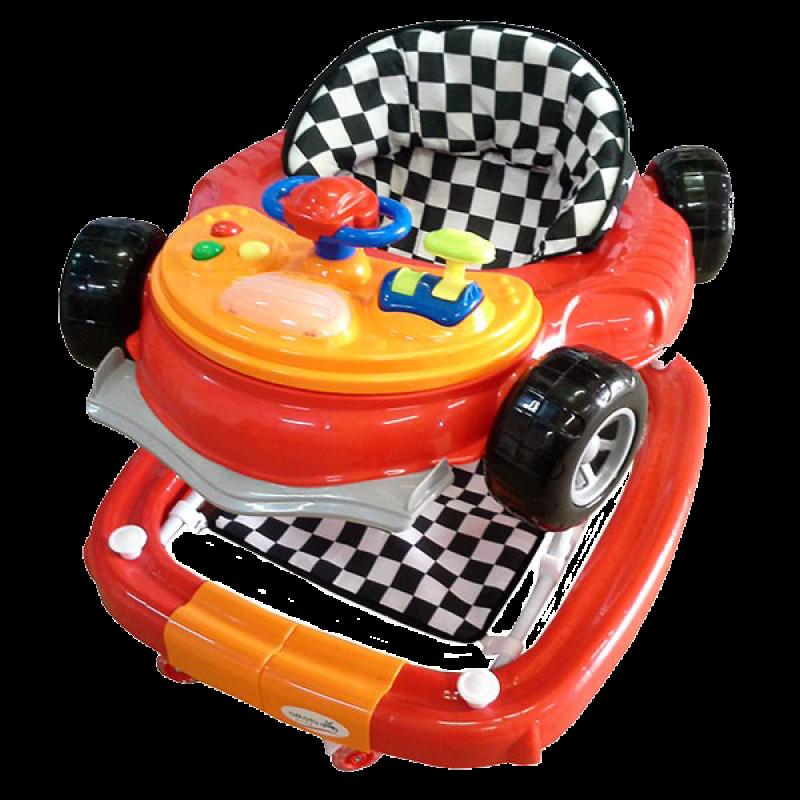 Grand Prix Baby Walker Rocker