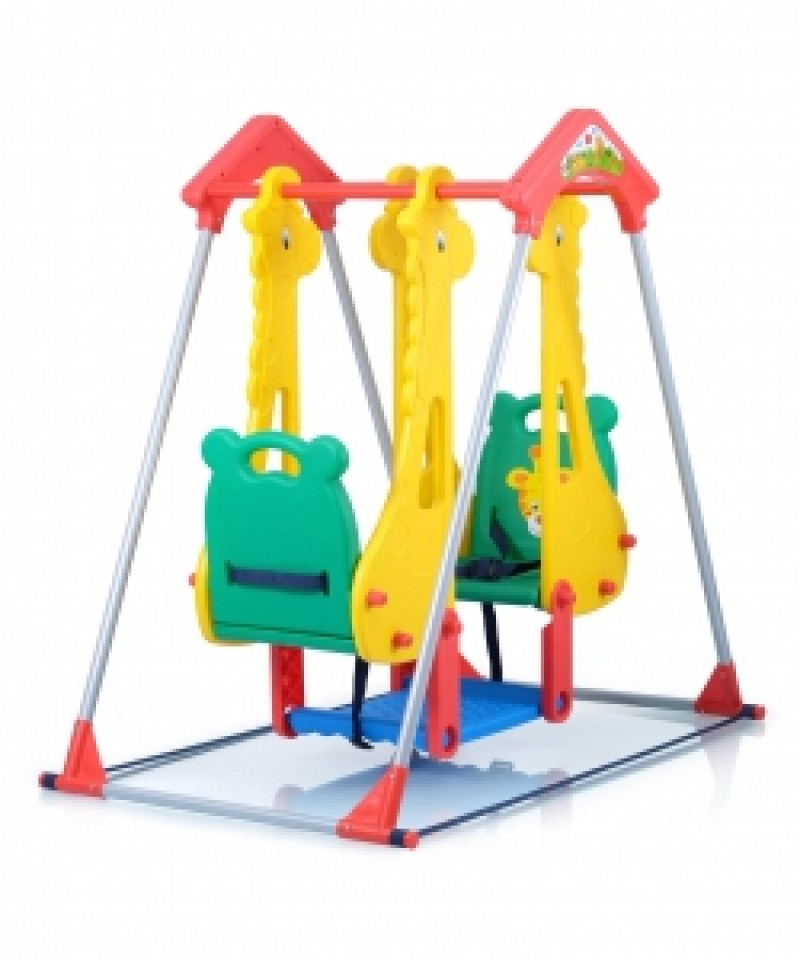 Twin Seat Baby Swing